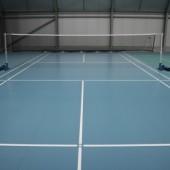 Nawierzchnie do badmintona