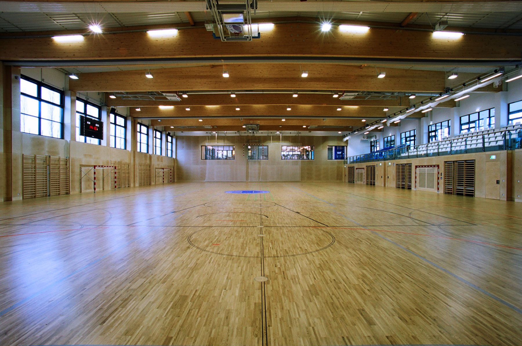 Event and sport hall